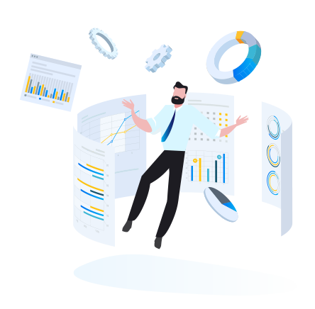 Une plateforme simple pour pilotez votre entreprise
